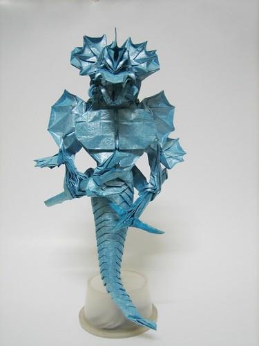 Origami complexe  [PDF][MULTI]