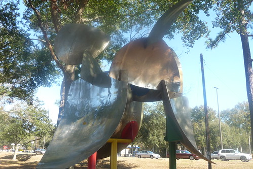 Daphne Sculpture Park  - View 2