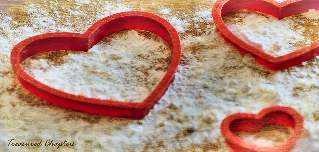 Red Cookie Cutters