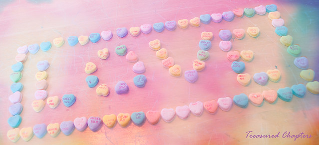 Candy hearts LOVE 2