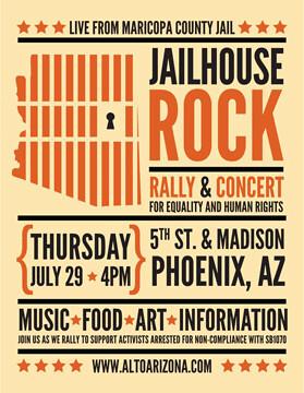 Jailhouse Rock Flyer