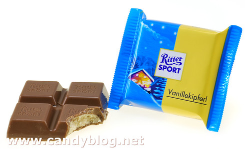 Ritter Sport Vanilla