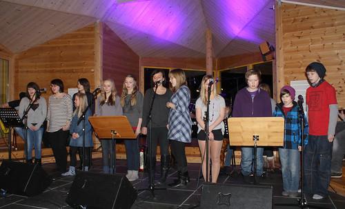Uuet laulut 2011 Pyssyjoki
