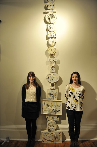 Becky Lane & Chrissy Poitras