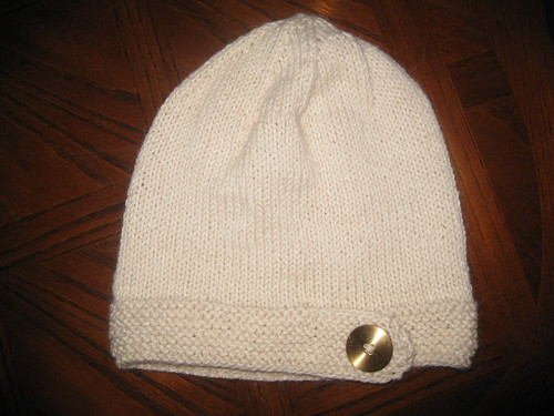 Button Tab Hat #2