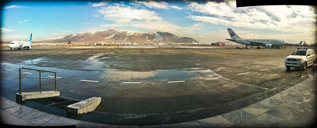 Kabul Airport Tarmac
