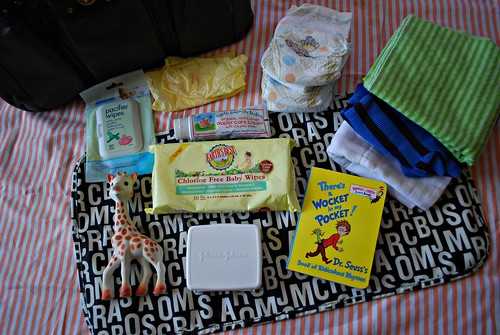 for my what's in your diaper bag post