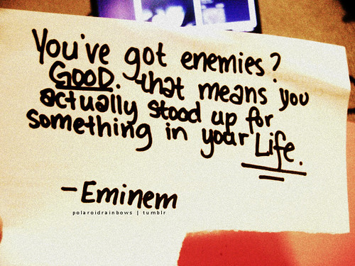 eminem quote. eminem quotes from lyrics