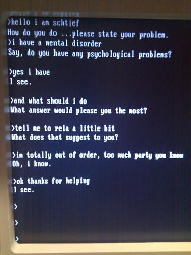 joseph weizenbaum computers