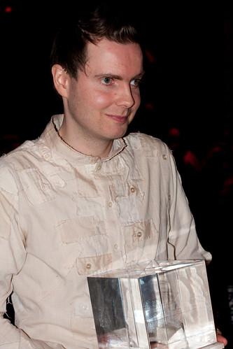 Jonsí vant den første Nordic Music Award og Aktiv I Oslo.no fikk en prat med han