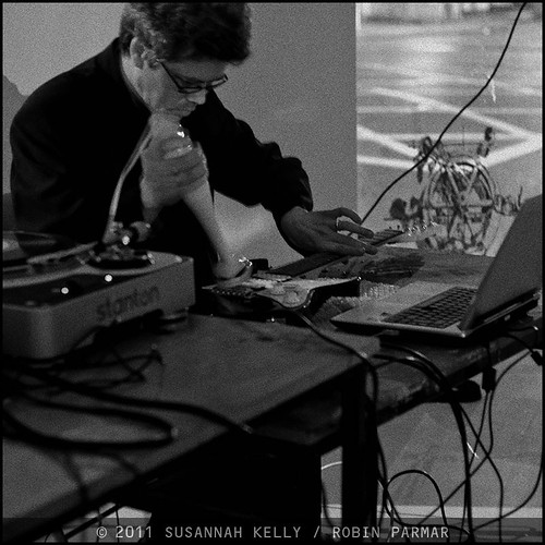 Robin Parmar live - blender meets guitar