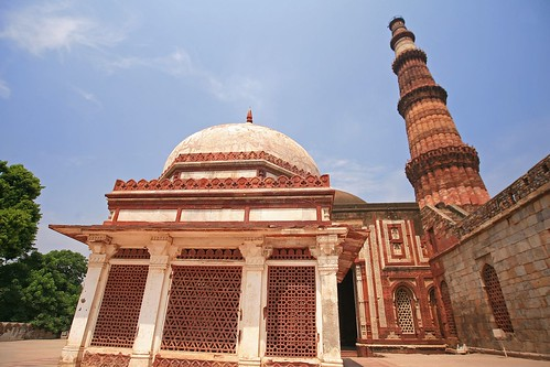 Group of Monuments - Qutub Minar