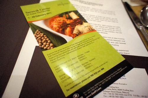 Sarawak cuisine by guest chef- Paya Serai-15