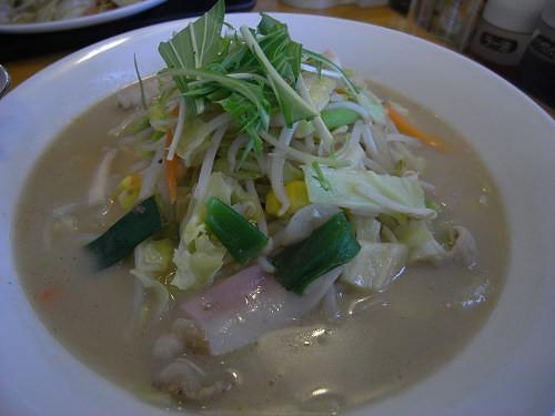 野菜たっぷり安心の味『リンガーハット』@奈良宝来店