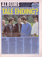 """Oasis - Melody Maker Morning Glory review <a style=""""margin-left:10px; font-size:0.8em;"""" href=""""http://www.flickr.com/photos/58583419@N08/5461243794/"""" target=""""_blank"""">@flickr</a>"""