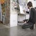 Morten Andersen in his Studio