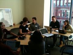 Collaborating on HearNear at #DataCampSEA