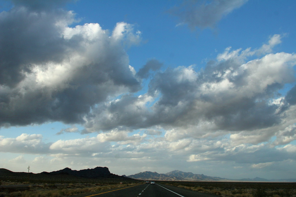 On the Road - Arizona