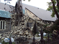 23 February - Visit to Christchurch and Lyttelton