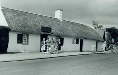 Image titled McCreath family at Burns Cottage 1963