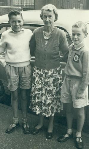 Mary Haggart 1958
