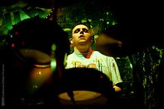 The Divisionists (guioconnor) Tags: street england music london rock denmark drums colorful bass guitar live vivid singer drummer roll vocals divisionists