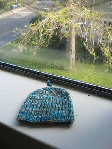 Brioche Baby Hat2a
