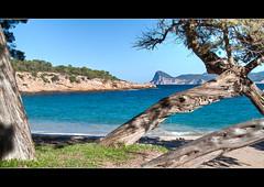 Ibiza West Coast (buster04181) Tags: strand canon landscape island eos see spain meer ibiza hdr spanien baleares kste 500d 18135 langschaft