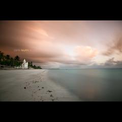 Church - Tamandar - Pernambuco (Dante Laurini Jr) Tags: ocean sunset pordosol brazil praia beach brasil sunrise mar nikon pernambuco oceano nordeste portodegalinhas tamandar muroalto sigma1020 dantelaurinijr