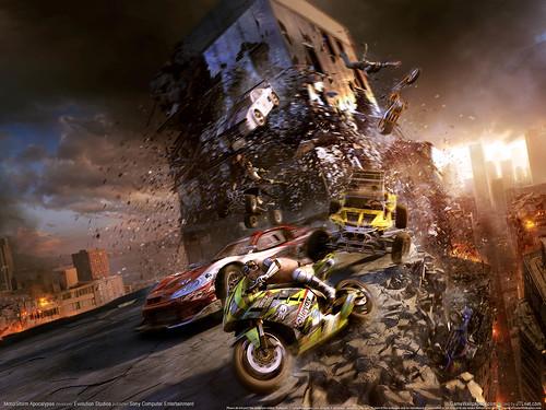 "MotorStorm Apocalypse: ""Wreckreation"" Mode Details"