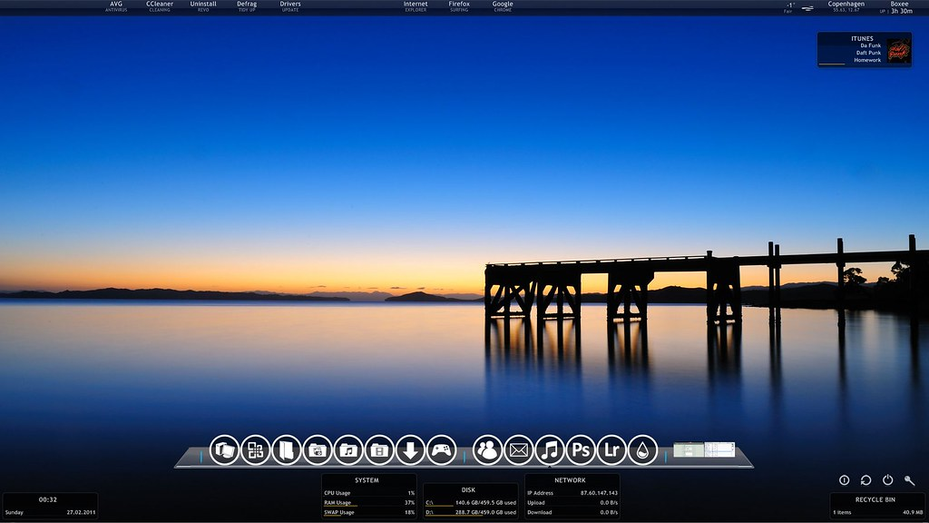 The World's newest photos of 7 and rocketdock - Flickr Hive Mind