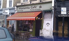 Picture of Maramia Cafe, W10 5PR