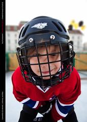 Canadien de Vienne (rpeschetz) Tags: vienna wien ice hockey habs icehockey rink skater hdri eishockey wev montrealcanadiens hockeyrink eislwen habsfan wienereislaufverein kidshockey eislwentag