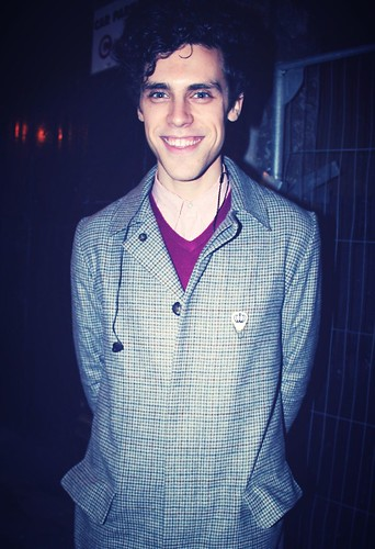Charlie Fink from Noah and The Whale