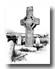 Celtic Cross at Monasterboice