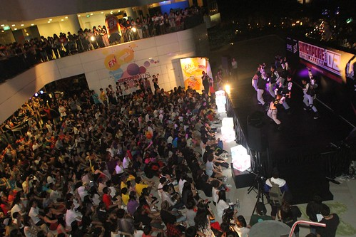1000+ Youth gathered at SCAPE for Singapore Dance Delight Vol 2 Med Res