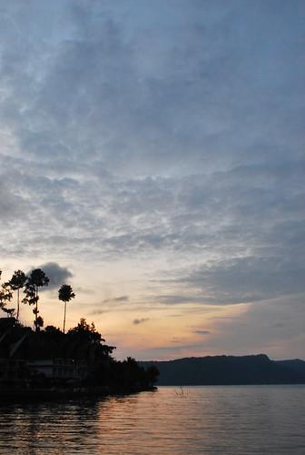 Sunrise at Samosir