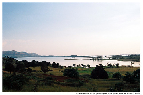 vaitarna dam backwaters