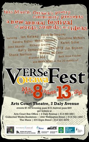 VERSeFest Ottawa 2011