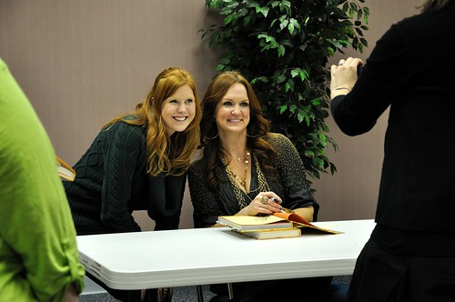 Pioneer Woman Book Signing