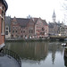 The canals of Ghent