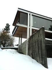 Villa Jongskollen #2 (Anders Hansen) Tags: camera oslo modern architechture 60s 4 norwegian 1964 1963 arkitektur iphone norsk geir sandvika grung modernistic jongskollen