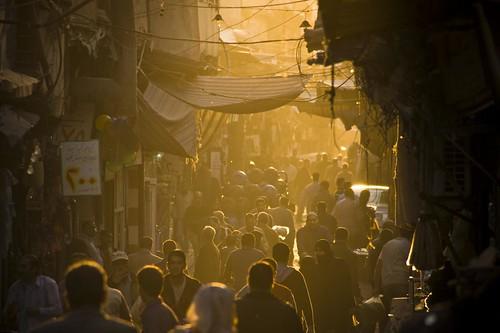 フリー写真素材, 人物, 人と風景, 集団・グループ・群衆, シリア,