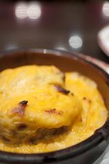 Помидор, запеченный с сыром, Кафе РОССИЯ, Kichijoji
