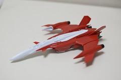 YF-29 胴体張り合わせ