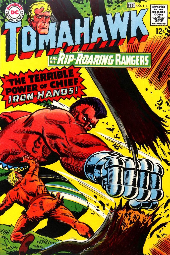 Tomahawk #114 (DC, 1968)