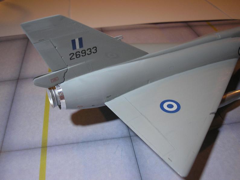 Les deltas Hellènes [ Convair F-106 Delta Dart Hasegawa 1/72 ] 5497582893_175783a8e6_o