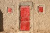 Red Door and Windows (**El-Len**) Tags: africa door red window architecture mud westafrica mali fav10 colorphotoaward platinumheartaward thegalleryoffinephotography mygearandme mygearandmepremium mygearandmebronze mygearandmesilver