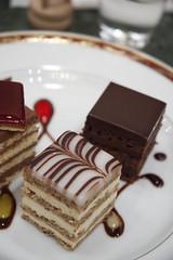 Esterhazy Torta, Gerbeaud, Omote-Sando