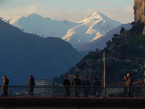 montagne à Vintimille